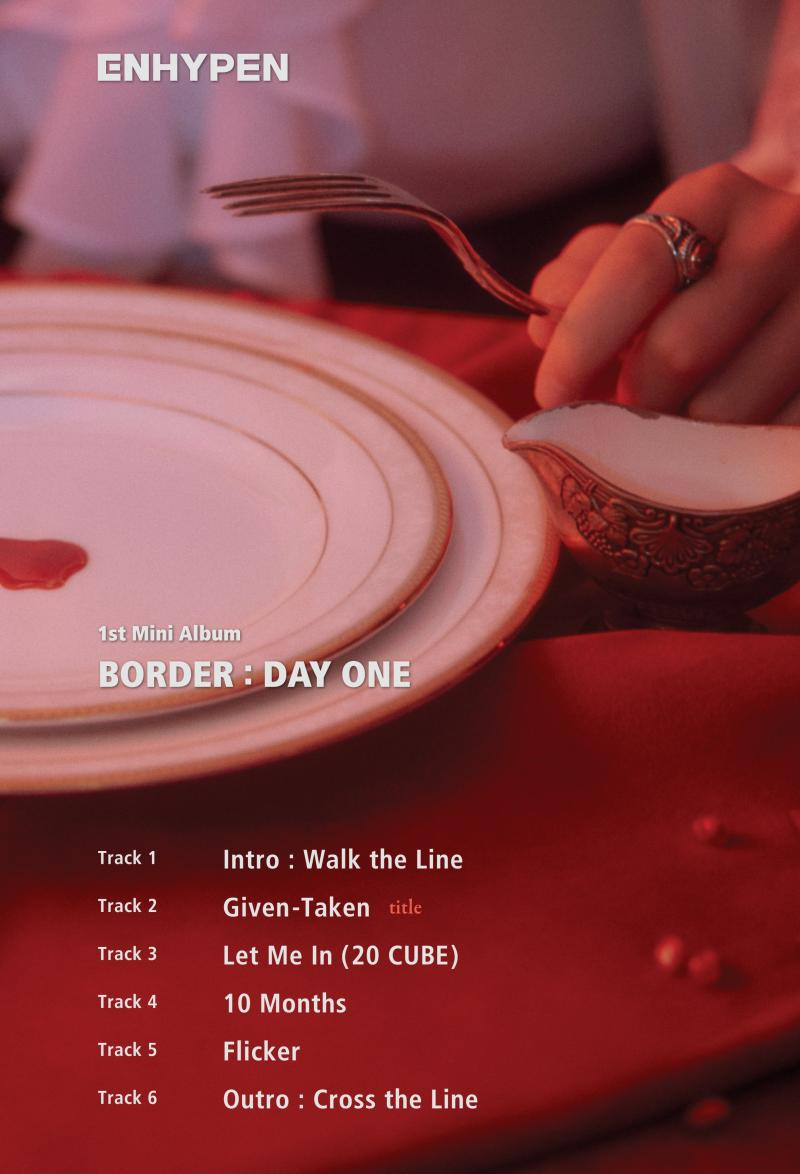 「I-LAND」から誕生したENHYPEN遂にデビュー!タイトル曲『Given-Taken』MV公開!