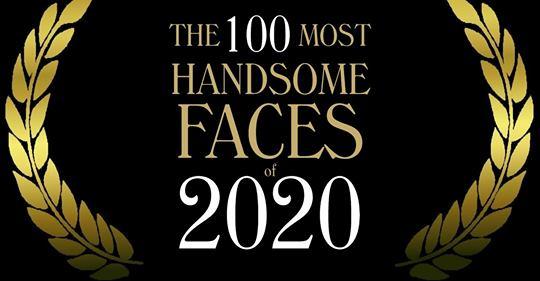 世界 で 最も ハンサム な 顔 2020 結果