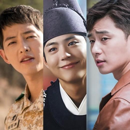 ランキング 韓国 俳優